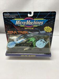 STAR TREK Micro Machines Space The Next Generation Klingon Reliant Klingon KG