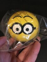 Mcdonalds Happy Meal Toys 2020 Minions The Rise Of Gru #45 Yellow Ball Glasses