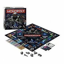 Winning Moves 020572 Halo Monopoly Board Game