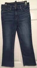 "NYDJ Not Your Daughters Marilyn Ankle Stretch Jeans 24"" Inseam Size 8"