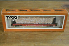 TYCO 334-300 HO SCALE PULPWOOD CARS SOUTHERN 4365 IN ORIGINAL BOX
