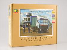 Kit model truck 1:43 MAZ-6422 tractor