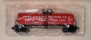 Lionel 6-17927 O-Scale Union Starch & Refining Company Unibody Car #59137 (643)