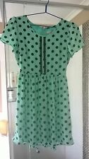 Quirky Circus Polka Dot Dress BNWT Size 8 (suit size 6)