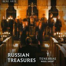 Russian Treasures, New Music