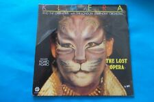 """KIMERA AND THE OPERAIDERS """" THE LOST OPERA """"  LP 1985 BABY RECORDS SEALED"""