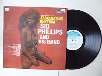 Fascinating Rhythm Sid Phillips Band Vinyl LP Contour 2870-136 (Sexy Cheesecake)