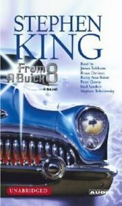 From a Buick 8 by Stephen King (2002, Cassette, Unabridged)