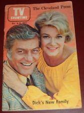 1971 TV SHOWTIME GUIDE~HOPE LANGE DICK VAN DYKE~TAMMY WYNETTE MERLE HAGGARD