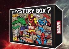 Marvel Merchandise Box