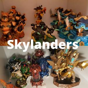 Skylander Figures Trap Team Spyro Swapforce Giants Super Chargers Comb Postage