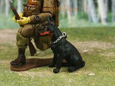 Hood Hounds Doberban Dillinger Dog 1:18 GI Joe Size Cake Topper Figure K1285 E