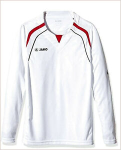 Jako ropa deportiva niño sudadera camiseta manga larga blanco 13-14 años 164 cm