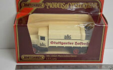 52 ) Matchbox MOY Models of Yesteryear- Y6 -1932 Mercedes-Benz L5 Lorry - OVP