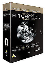 The Early Hitchcock Collection [DVD]