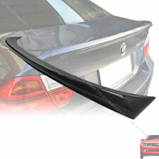Carbon Fiber E90 BMW 3-Series M-Tech Type Boot Trunk Spoiler Rear Wing 06-11