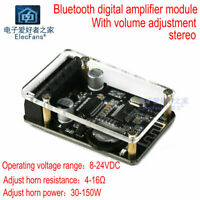 10W/15W/20W stereo bluetooth amplifier board 12V/24V digital amplifier module