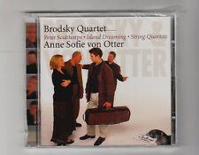 (CD) Sculthorpe:Island Dreamings;String Qts/Anne Sofie von Otter;Brodsky Quartet