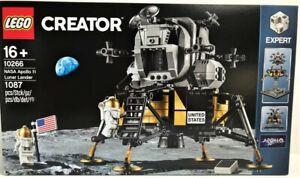 LEGO Creator Expert NASA Apollo 11 *BRANDNEU + BLITZVERSAND* (SET 10266)