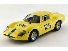BEST MODEL 1/43 ABARTH 1300 OT N.106 TARGA FLORIO 1968 MODELLINO