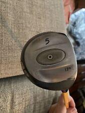 Ping I3 5 Wood 17* Proforce 55 Gold A Flex Golf Club