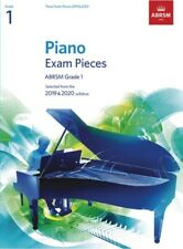 Grade 1  PIANO EXAM PIECES 2019 - 2020  ABRSM Music Book