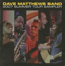 Dave Matthews Band 2007 Summer Tour Sampler EP