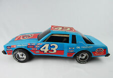American Plastics Toys Richard Petty #43 Large Nascar STP Pontiac lots of decals