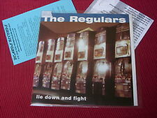 """The Regulars:   Lie Down And Fight    UK  NEW 7"""" + inserts"""
