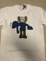 Kaws x Uniqlo Summer 2019 Companion and BFF White  US Size L, 3XL NWT SOLD OUT