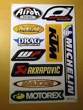 Bike Aufkleber Pocket Quad Dirt Cross # 104 Michelin Sticker Modellbau Bierkiste