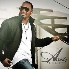 The Letter by Avant (R&B singer) (CD, Dec-2010, Verve Forecast)