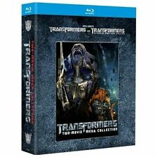 Transformers/Transformers: Revenge of the Fallen (Blu-ray Disc, 2009, 4-Disc Set