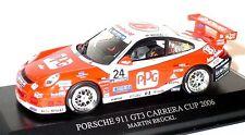 Porsche 911 (997) GT3 #24 Carrera Cup Brückl 2006 1:43 Minichamps  400066424