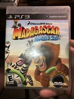 Madagascar Kartz CIB FAST SHIPPING (Sony PlayStation 3, 2009)