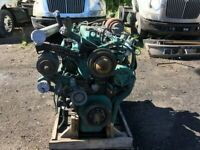 1998 Volvo VED12C  Diesel Engine. 275HP. Approx. 70K Miles. All Complete