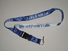 NCAA Brand New Lanyard Keychain Penn State Nittany Lions ID Holder