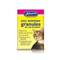 Johnson's Cat Easy Worming Granules