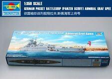 Trumpeter 1/350 05316 German Pocket battleship Panzer Schiff Admiral Grat Spee◆