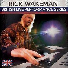 Rick Wakeman - British Live Performance Series [New CD]