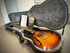 More details for gibson usa memphis es 339 studio 2015 ginger burst p90/humbucker electric guitar