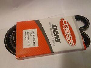 Dolmar Wacker Makita DPC7300, DPC7301, DPC7310, DPC7311  drive belt replaces
