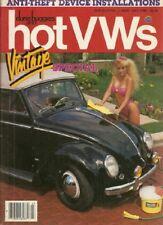 DUNE BUGGIES & HOT VW'S 1986 JULY - VINTAGE Spcl, TYPE 3 HISTORY, HOT RABBIT