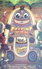 Peeping Tom Fillmore Poster F867 Original Bill Graham Mike Patton Marq Spusta