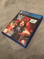 WWE 2k19-Sony Playstation 4 Spiel-ps4 ps5 geprüft + Garantie sehr schön Billig