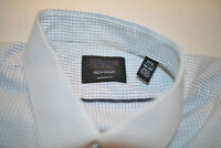 NORDSTROM MEN'S SHOP SHIRT SIZE 17 1/2 32/33 TRADITIONAL FIT  #738
