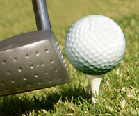 TWO FOR ONE Golf Course Passes x 5 - valid 9+ months from date of purchase