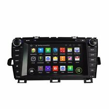 "8"" 1080P Full HD Android Car DVD GPS Navigation FOR TOYOTA PRIUS 2009-2013 Left"