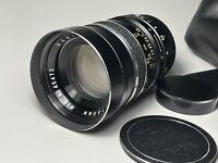 Hanimar F3.5 135 mm telephone lens Pentax M42 MOUNT