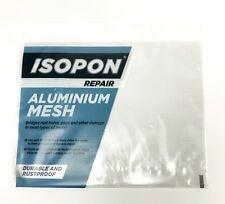 ISOPON Aluminium Mesh for Bridging Holes & Car Bodywork Repair 255 x 200mm PM1